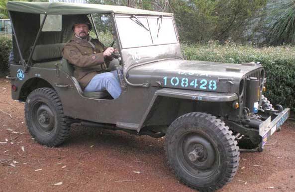 My 1941 Jeep